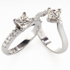 Engagement & Custom Wedding Rings