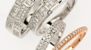 diamond wedding ring Perth