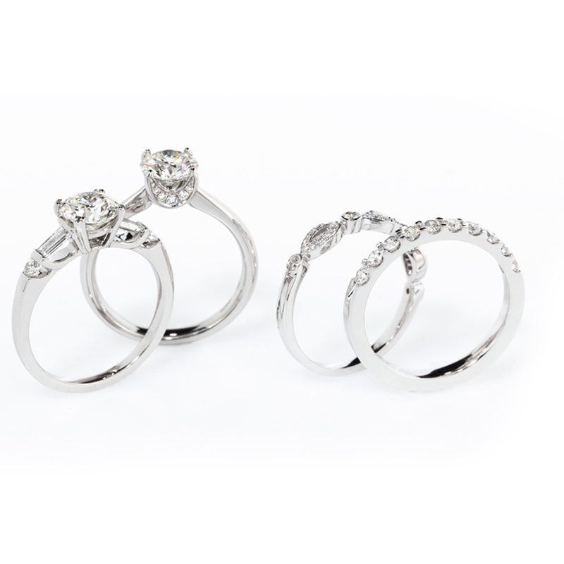 Engagement & Custom Wedding Rings Koro Fine Jewellery Perth