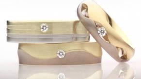 Men's custom gold ring Perth