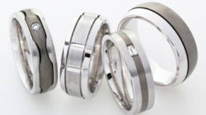 Men's wedding ring Perth