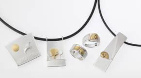 silver pendant Perth